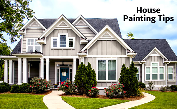 Tips for Painting the Outside of Your Home